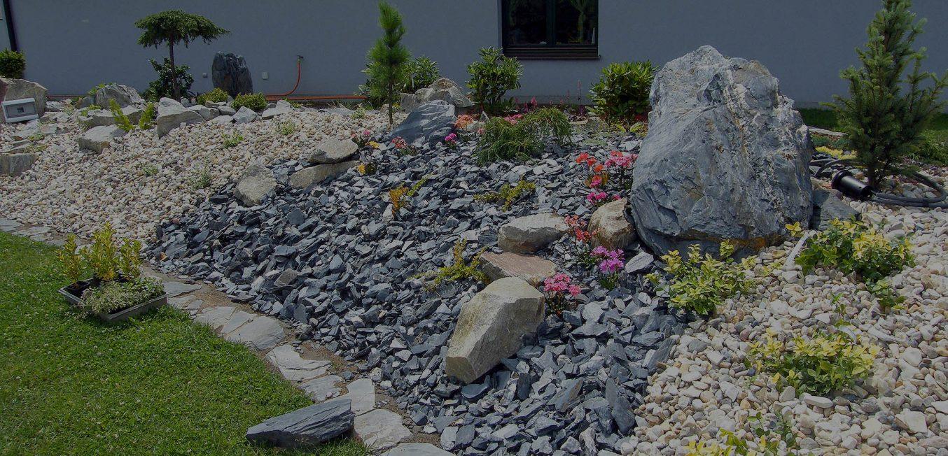 Kamienie i kruszywa